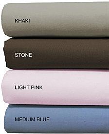 200 Thread Count 100% Cotton 4 Piece Bedsheet Set - Queen