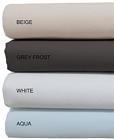 1000 Thread Count Cotton and Polyester 4 Piece Bedsheet Set - King