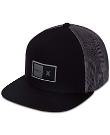 Hurley Men's Logo Graphic Hat