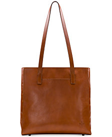 Patricia Nash Viana Leather North South Tote