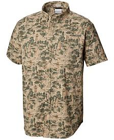 Men's Rapid Rivers Printed Short Sleeve Shirt