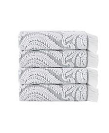 Laina 4-Pc.Turkish Cotton Bath Towel Set