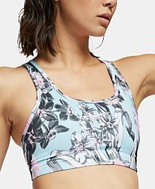 Nike Hyper Femme Printed Dri-Fit Medium-Support Sports Bra