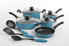Oster Kendale 12-piece Aluminum Cookware Set