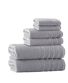 Enchante Home Veta 6-Pc. Turkish Cotton Towel Set