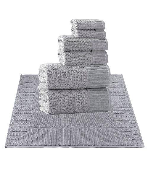 Enchante Home Timaru 8-Pc. Turkish Cotton Towel Set