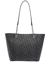 4f2abab99a Calvin Klein Hayden Large Signature Tote