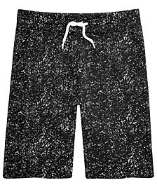 Univibe Big Boys Halmos Splatter Shorts