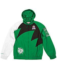Mitchell & Ness Men's Boston Celtics Shark Tooth Jacket