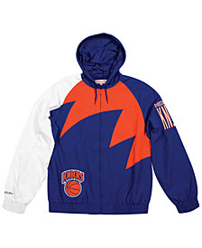 Mitchell & Ness Men's New York Knicks Shark Tooth Jacket
