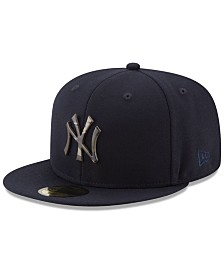 New Era New York Yankees Camo Capped 59FIFTY-FITTED Cap