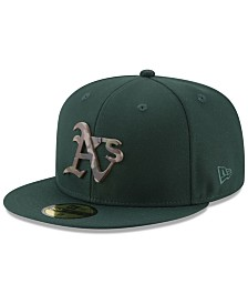 New Era Oakland Athletics Camo Capped 59FIFTY-FITTED Cap
