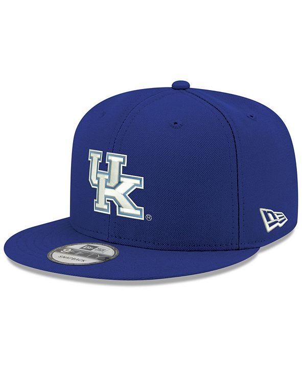 New Era Boys' Kentucky Wildcats Core 9FIFTY Snapback Cap