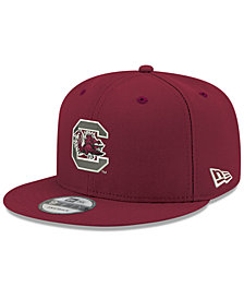 New Era Boys' South Carolina Gamecocks Core 9FIFTY Snapback Cap