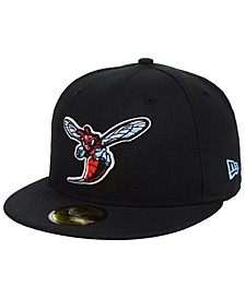 Delaware State Hornets AC 59FIFTY-FITTED Cap