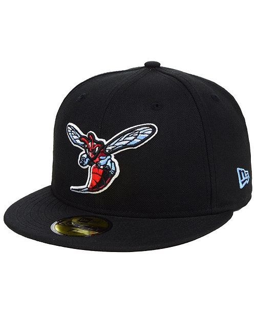 New Era Delaware State Hornets AC 59FIFTY-FITTED Cap