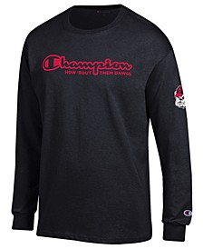 Men's Georgia Bulldogs Co-Branded Long Sleeve T-Shirt