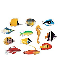 Fun Fish Counters Set 60 Pieces