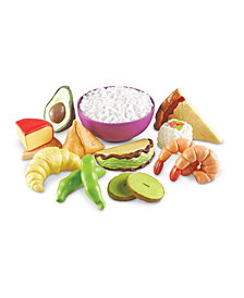 Learning Resources New Sprouts Multicultural Food Set 15 Pieces