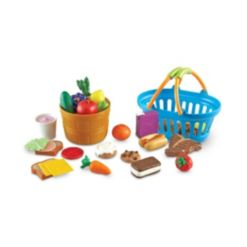 Learning Resources New Sprouts - Deluxe Market Set