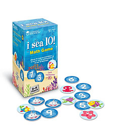 Learning Resources I Sea 10 Game