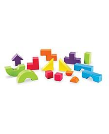 Mental Blox 360 3-D Building Game