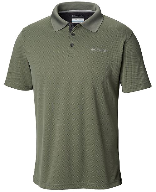 0ade26f39 Columbia Men's Big & Tall Utilizer™ Polo & Reviews - Polos - Men ...