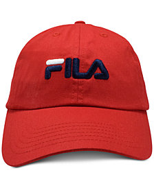 Fila Cotton Logo Hat