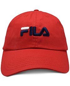 Fila Cotton Logo Hat