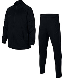 Nike Big Boys 2-Pc. Dri-FIT Academy Jacket & Pants Tracksuis