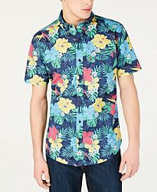 Men's Floral Shirt