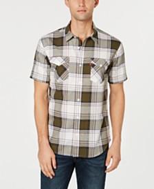 Levi's® Men's Slim-Fit Plaid Shirt
