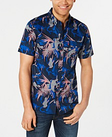 Men's Tropical Pocket Shirt