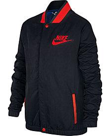 Nike Big Boys Hoopfly Jacket