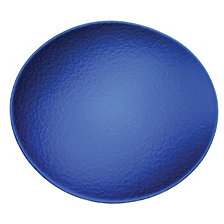 Lorren Home Trends Glass Charger Plate-Set of 4