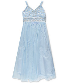 Speechless Big Girls Beaded Dress