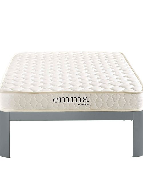"Modway Inc Emma 6"" Twin Mattress"
