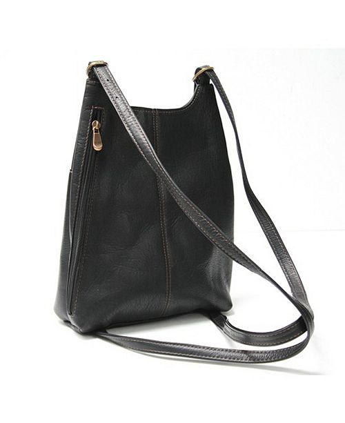 Royce Leather Royce Sling Backpack in Colombian Genuine Leather