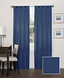 "Darrell 37"" x 95"" Thermaweave Blackout Curtain Panel"