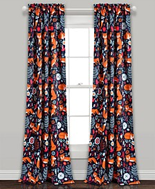 Pixie Fox Curtain Collection
