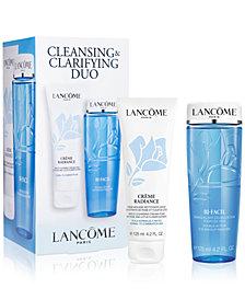 Lancôme 2-Pc. Bi-Facil & Crème Radiance Cleansing & Clarifying Set