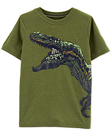 Carter's Little Boys Dinosaur Graphic T-Shirt