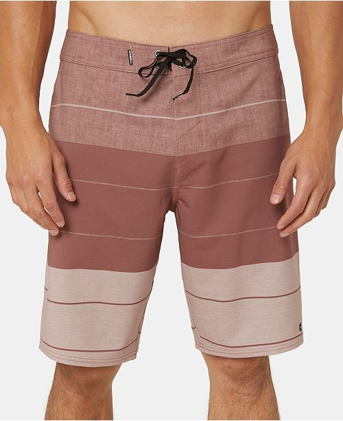 "O'Neill Men's Hyperfreak Printed 20"" Board Shorts"