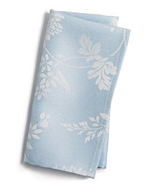Spring Jubilee Blue Napkins, Set of 4