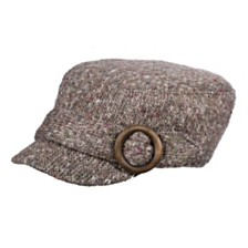 Scala Knit Cadet Cap