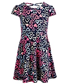 52875fe23f7c Epic Threads Super Soft Toddler Girls Heart-Print Dress