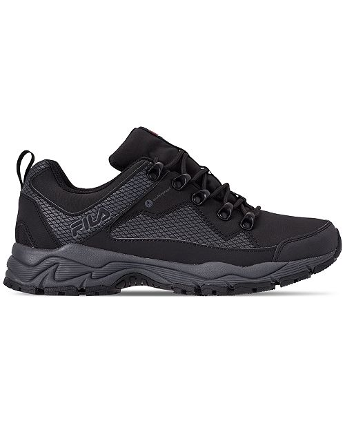 32845fe10d ... Fila Men's Switchback 2 Hiking Sneakerboots from Finish Line ...