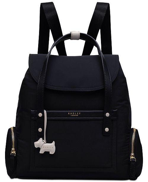 Radley London River Street Flapover Backpack
