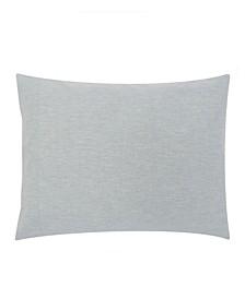 FlatIron Fiber Dyed Standard Pillowcase Pair, 100% Cotton
