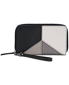 Silverlake Zip Around Phone Wallet